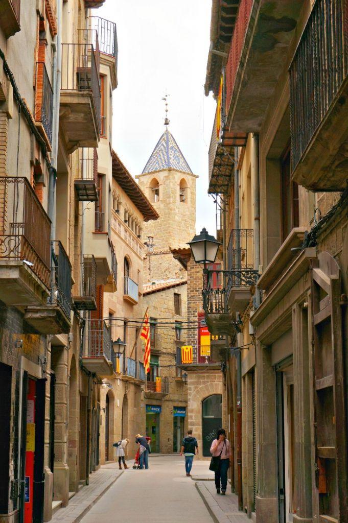 Solsona Spain