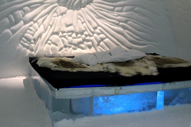 Ice Hotel, Jukkasjarvi, Sweden (14)