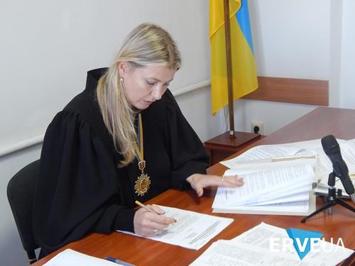 Суддя Наталія Церковна