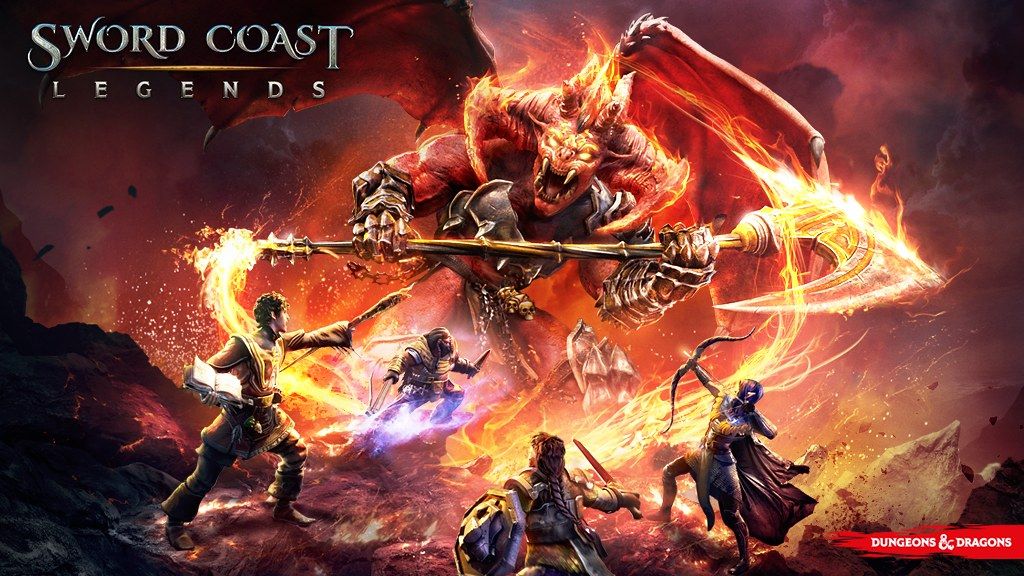 Sword Coast Legends on PS4