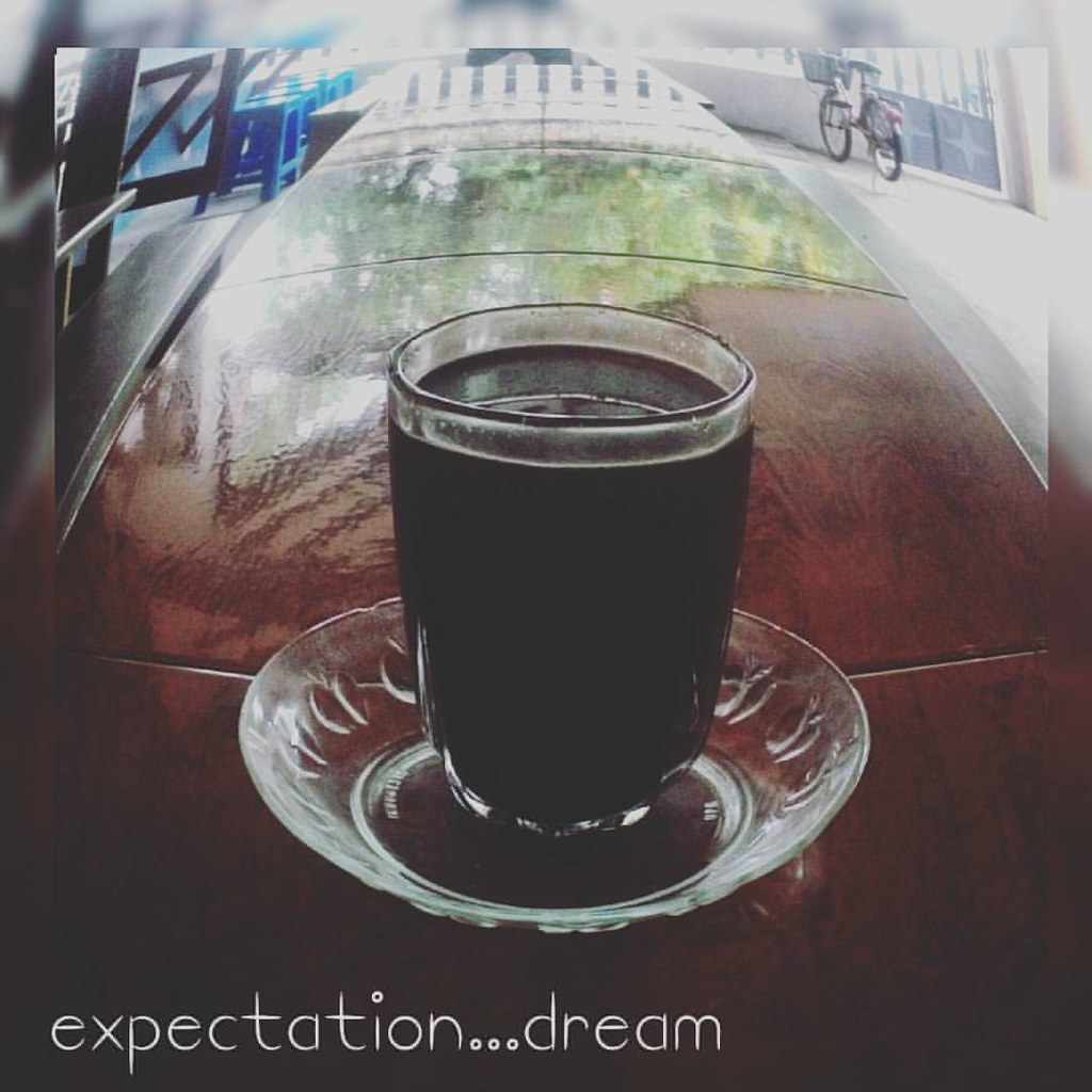 quotes n coffee expectation dream ~> blackcoffee c flickr