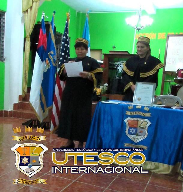 Graduación en Jutiapa, Guatemala 18-1-16