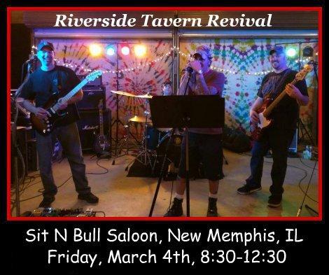Riverside Tavern Revival 3-4-16