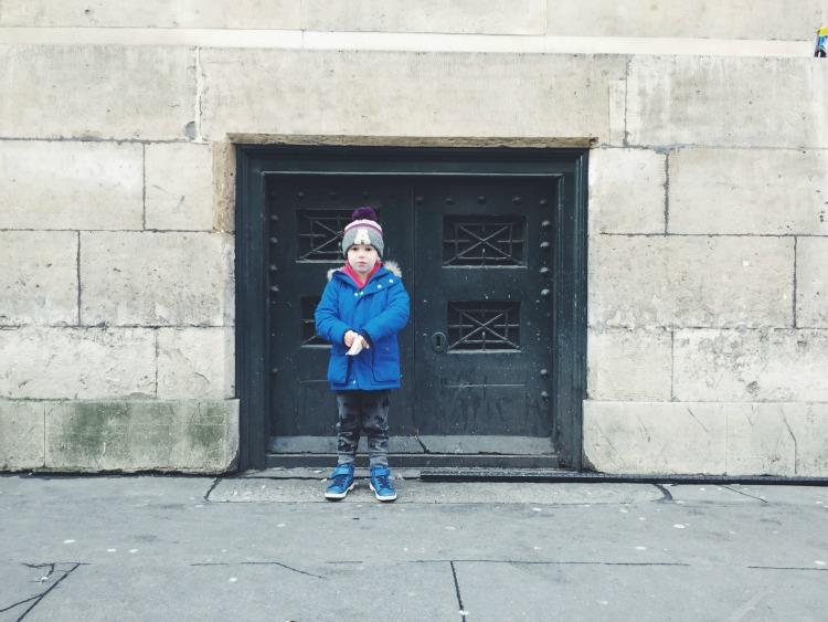 London little door