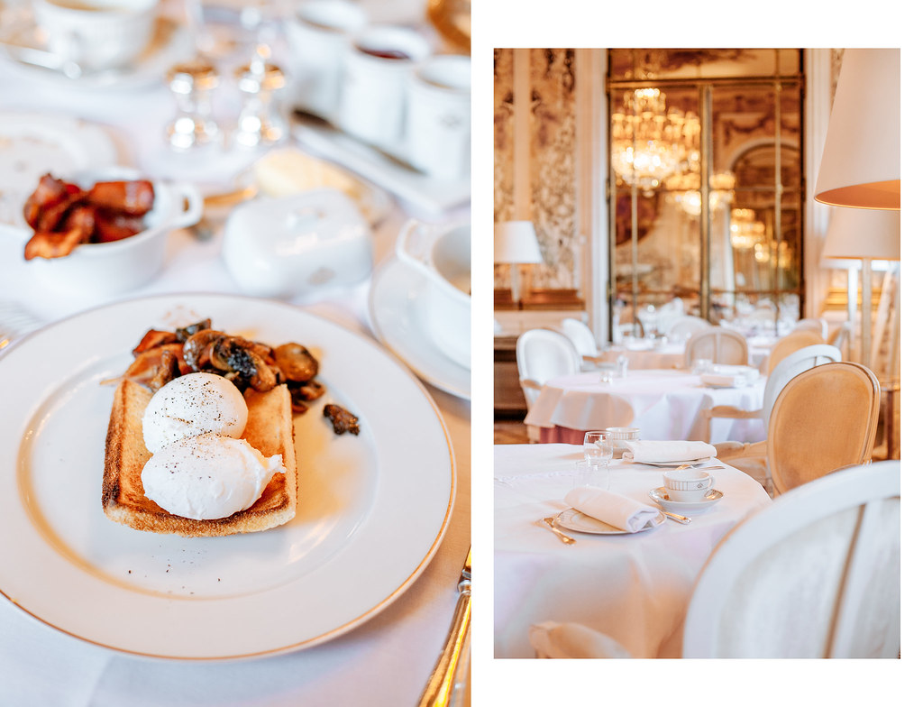 One night at Le Meurice