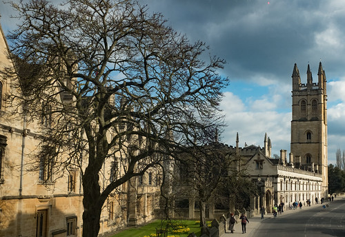 "Oxford from the book ""The Great Gatsby (1925)"" by Francis Scott Fitzgerald"
