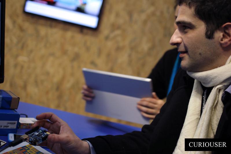 Salon Educatice avec Intel