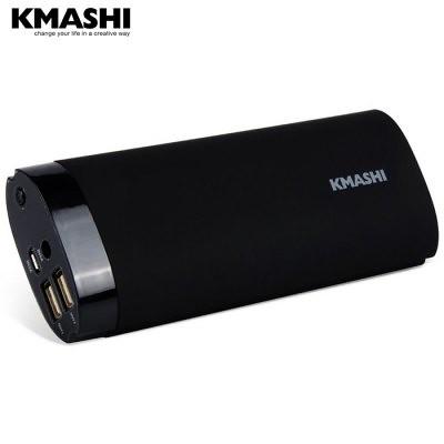 Carga rápida KMASHI MP828 20000mAh móvil potencia banco doble puerto USB cargador externo
