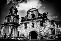 St. Mary Magdalene Parish Church in the Municipality of #Hinigaran, Negros Occidental. It was said that in the old days its bell can be heard through out the municipality especially in the morning until it suffers from crack and was replaced. The original