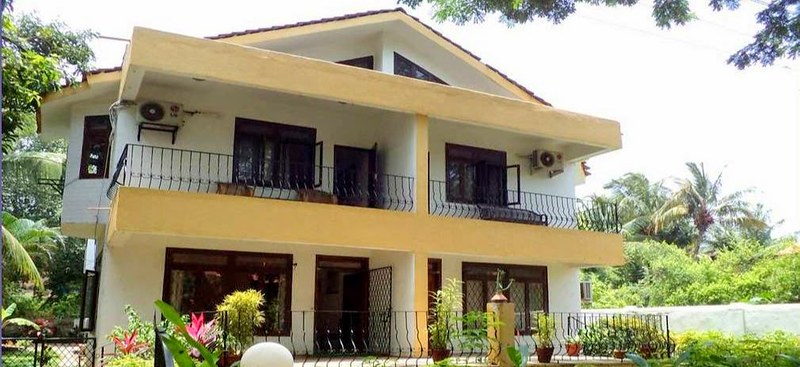 7 Bhk Beach Villa in Candolim Goa