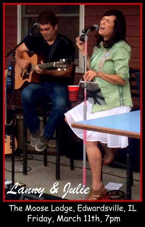 Lanny & Julie 3-11-16