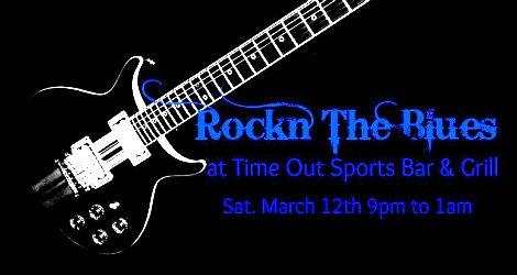 Rockn The Blues 3-12-16