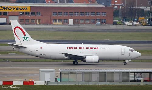 B733 - Boeing 737-3M8(SF)