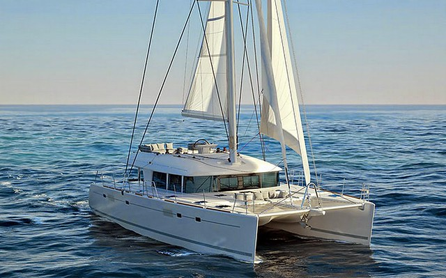 Luxury Sail Away Lagoon Yacht - 30 pax