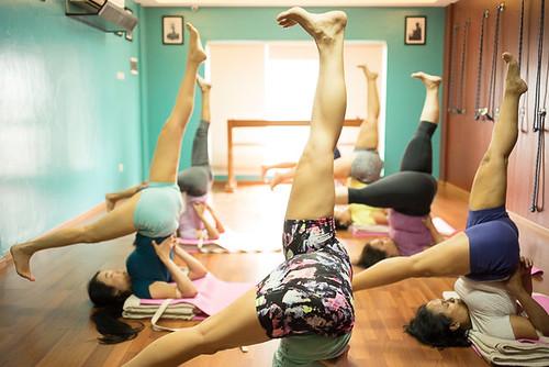 Iyengar teachers training