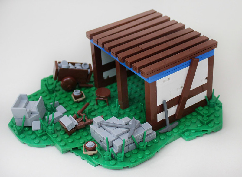 Age of Empires Mining Camp