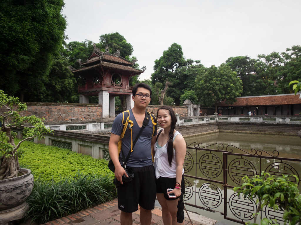 Vietnam – Hanoi & Koto on Van Mieu