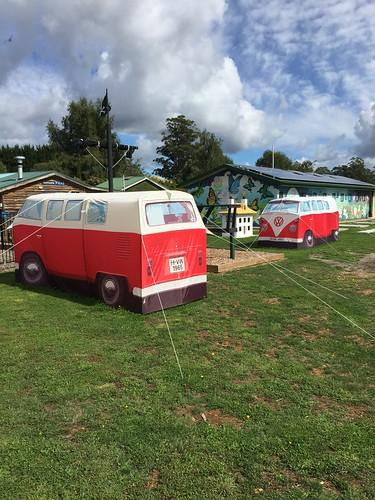 VW Campertents at Tazmazia