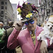 Easter Parade Dog in Manhattan  5th Ave by MichaelTapp