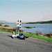 On the Road out of Mull too many Clowns by Gillfoto