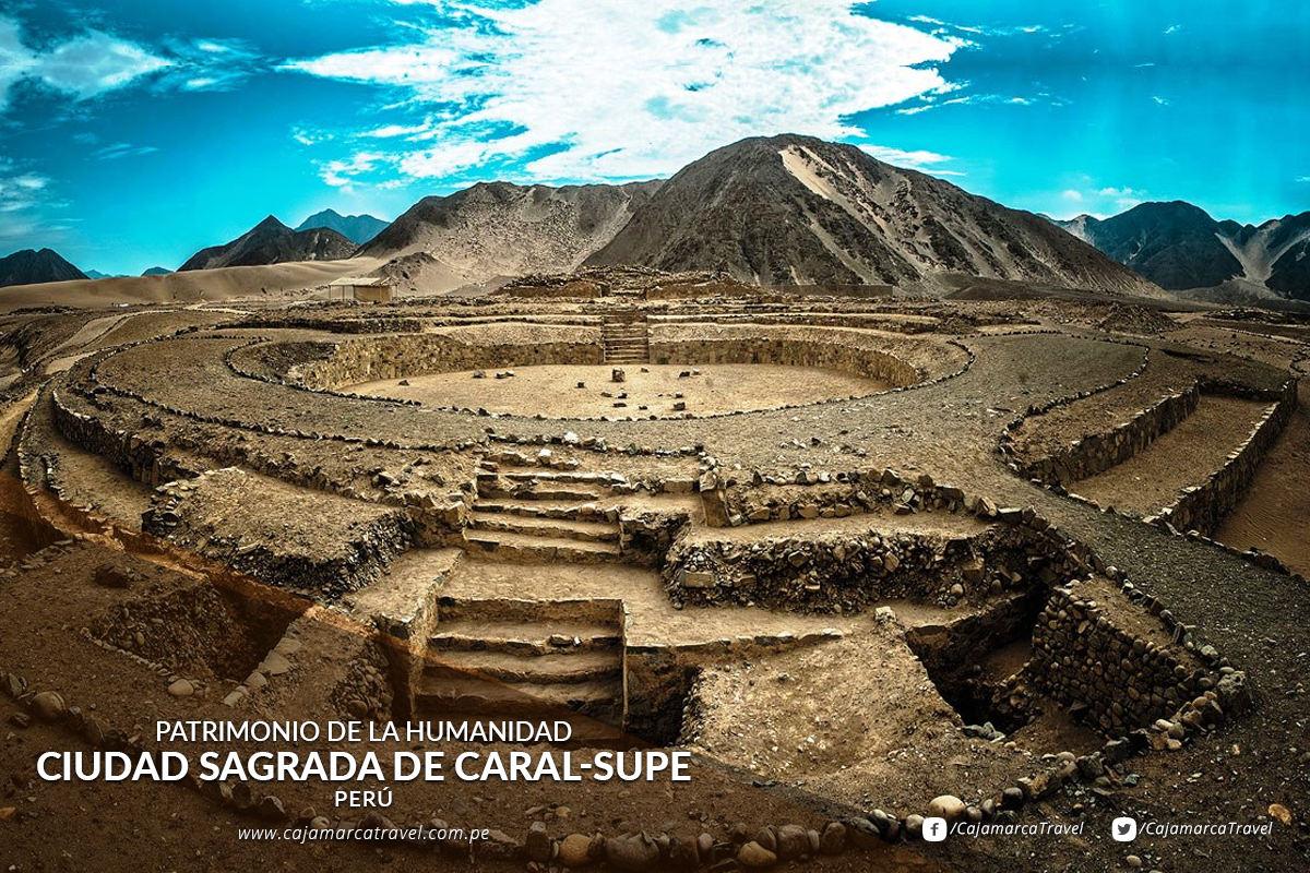 Ciudad Sagrada de Caral-Supe
