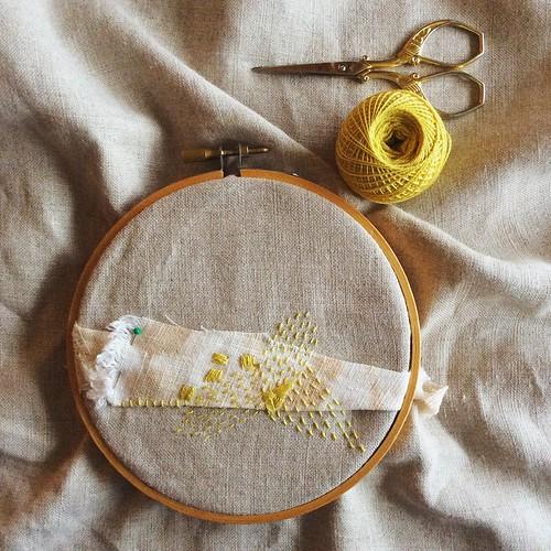 Stitch Journal, Day 93