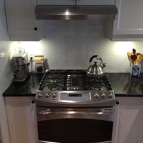 A bit of love for the kitchen