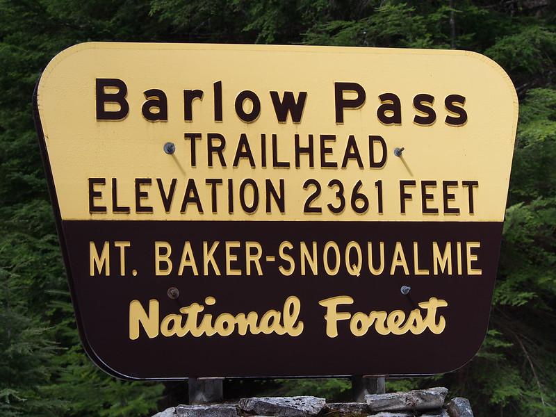 Barlow Pass