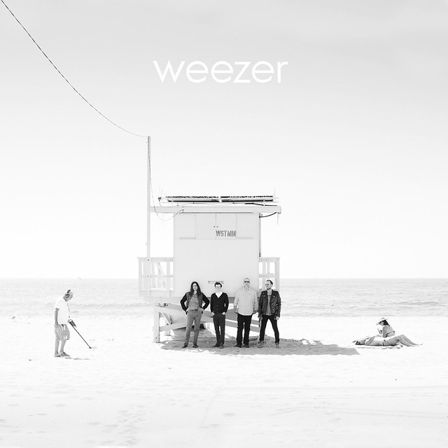 Weezer – The White Album