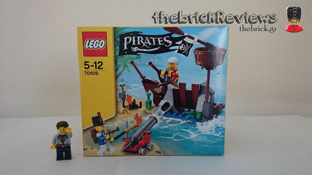 ThebrickReview: LEGO 70409 Shipwreck Defense  26239177972_5d5d3e4c7f_b