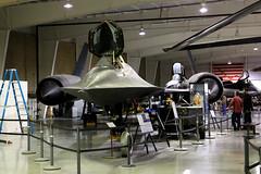 Lockheed SR-71 C Blackbird s-n 61-7981 1