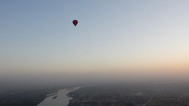 Balloon Ride Over Luxor