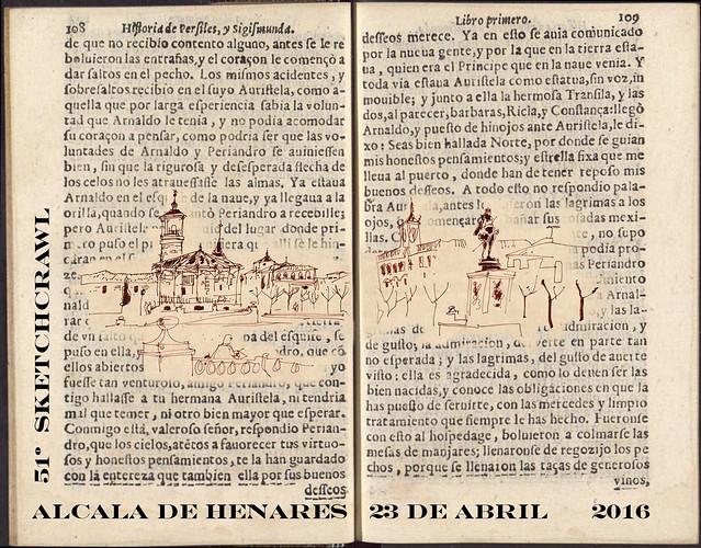 51 sktechcrawl en Alcalá de Henares