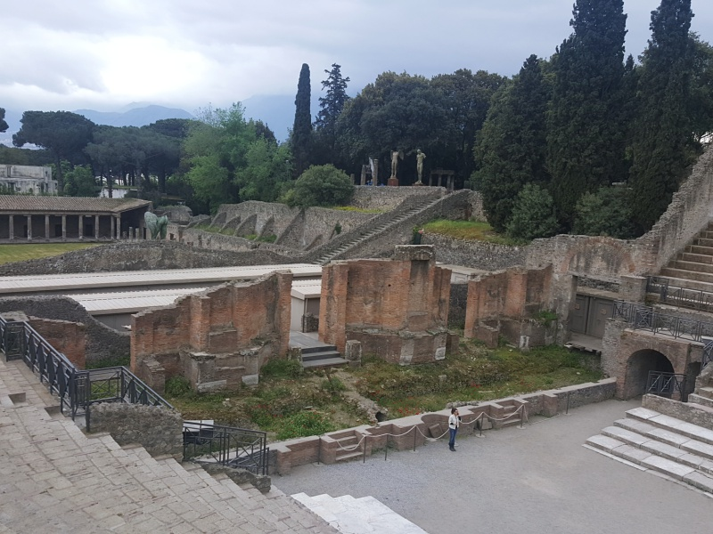 Pompeii Theatre