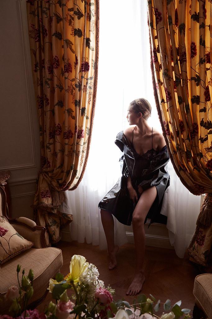 Джиджи Хадид — Фотосессия для «Vogue» DE 2016 – 2