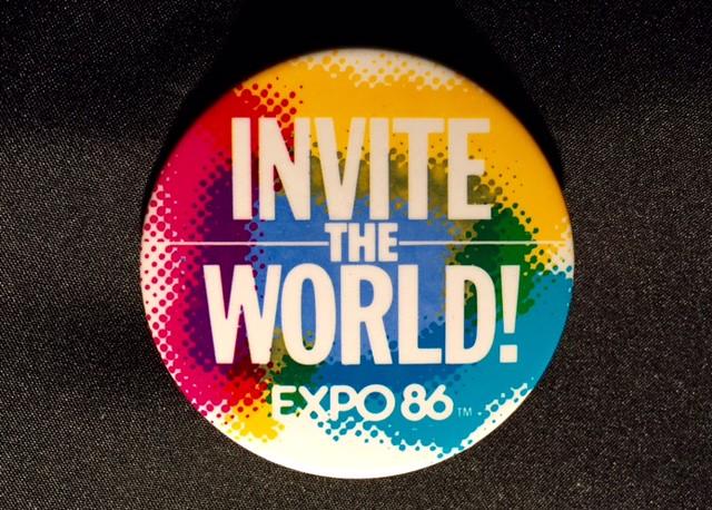 Expo 86 Collectibles