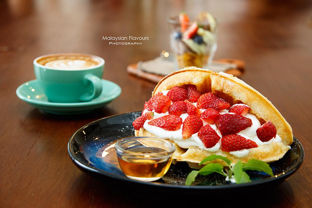 Bintang Cafe Menu
