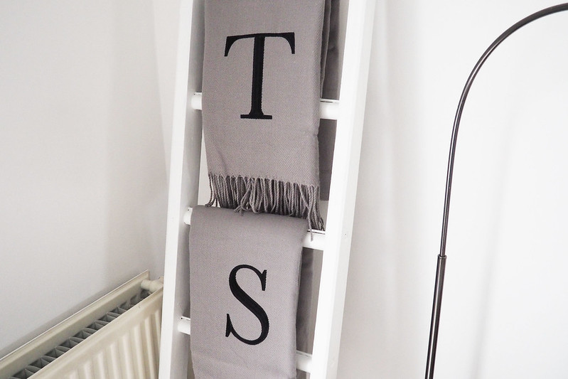 George Asda Monogrammed Blankets