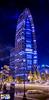 MODE GAKUEN TOWER NIGHTIME INFRARED-
