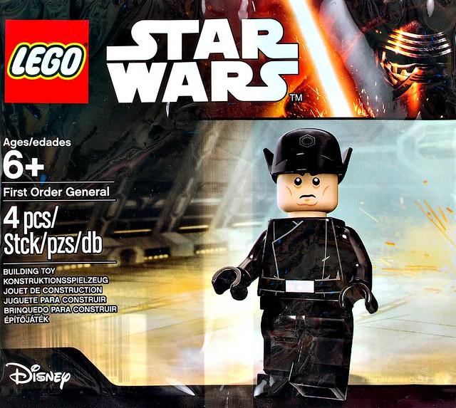 LEGO Star Wars 5004406 - First Order General (Polybag)