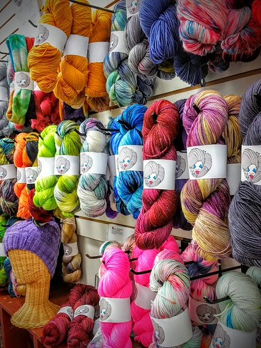 Tempting Ewe Yarns 1