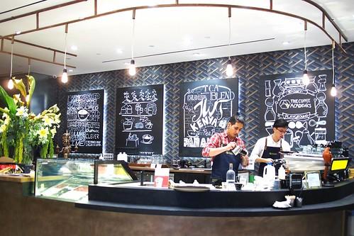 The Coffee Academics, Scotts Square, Singapore