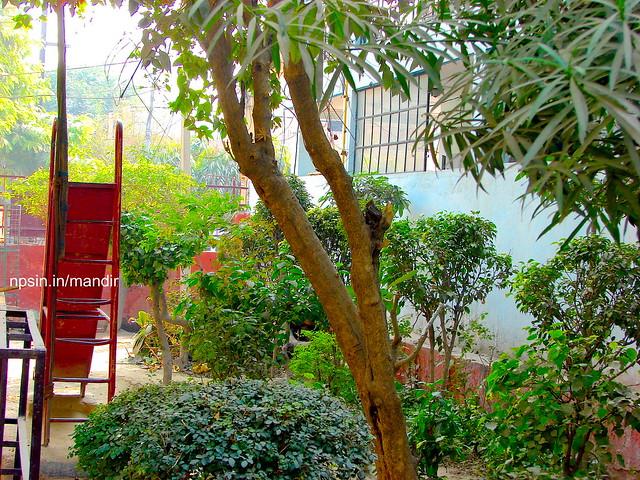 Children Park with Fisal Patti (Playground Slide)