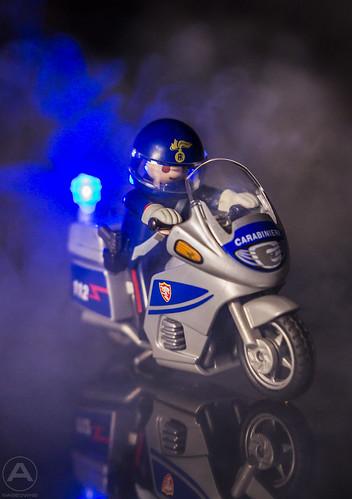 Carabinieri special police