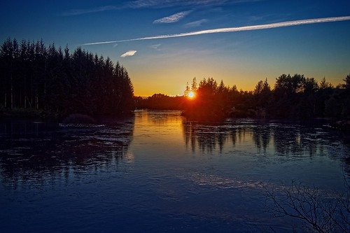 sunset ice water norway reflections fav25 g7x