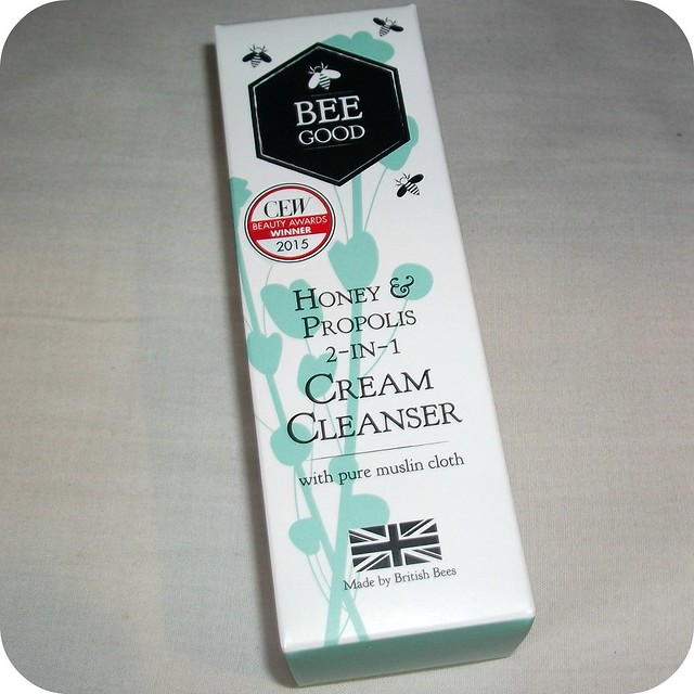 Bee Good Honey & Propolis 2-in-1 Cream Cleanser Review