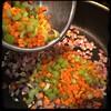 #homemade #SweetPotato #SheppardsPie #CucinaDelloZio - add carrots and celery