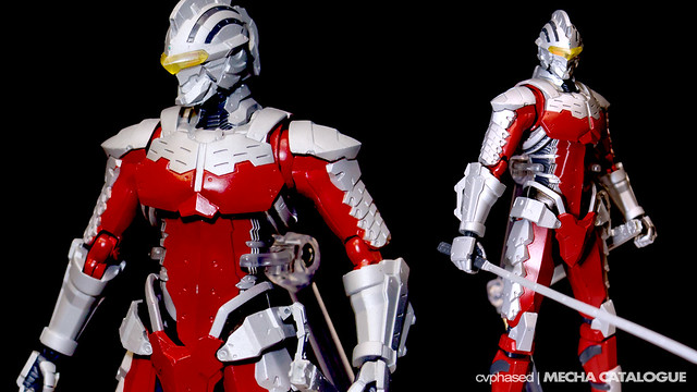 Wonder Festival Winter 2016 - Ultra-Act x S.H.Figuarts ULTRAMAN SUIT Ver.7.2
