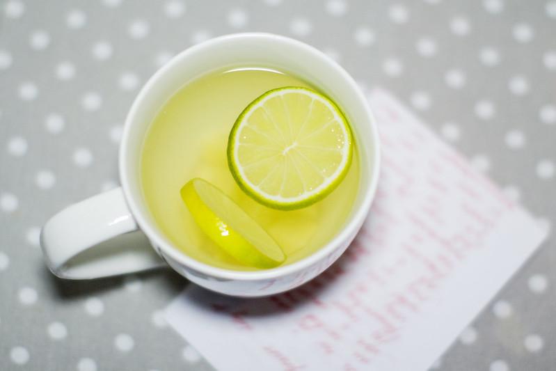 Lime & ingefær