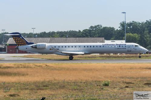 CRJ9 - Canadair CRJ-900LR